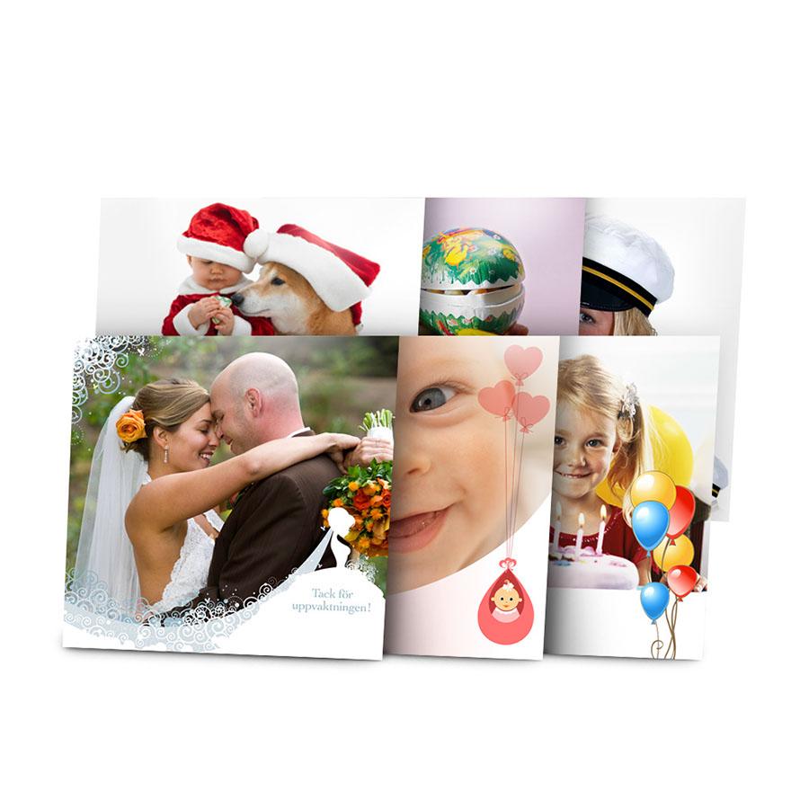 Julkort / Tackkort